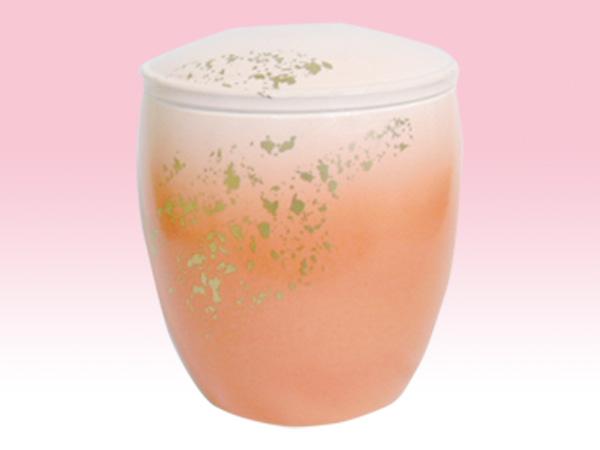 骨瓶(九谷焼)